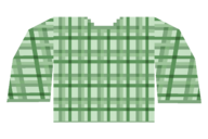 Plaid Green Shirt