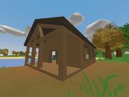 Souris Campground - house 1