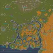 Russia MAP GPS