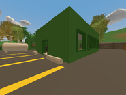 Summerside Military Base - building 2