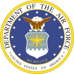 Department of the Air Force Seal
