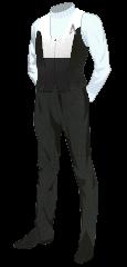 Uniform Vest CO White