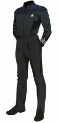 Uniform duty black cpo