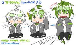 Green-ing