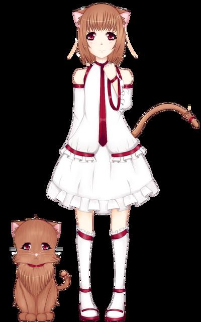 Yumiko Otone human & cat
