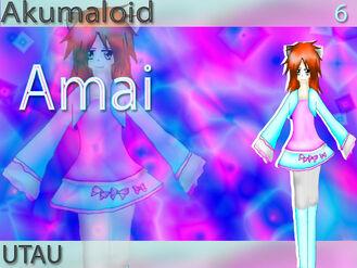 Amai Akumaloid-6 official-art