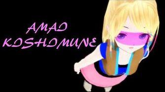 UTAU NEWCOMER Demon Girlfriend (Amai Kishimune)