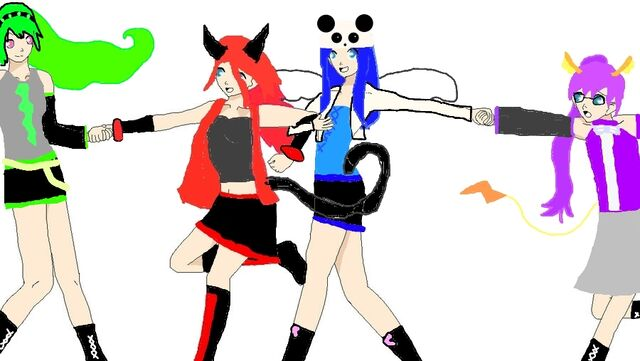 File:Come this way vocaloid base by xgirldeathx-d5gtq3d.jpg