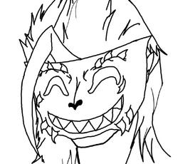 Dem mask sketch