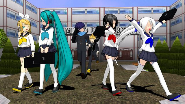 File:Emiko, Yun and the vocaloids are out of school.jpg
