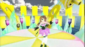 -MMD X UTAU- Yellow -Kurimu Megami-
