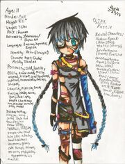 Utau kazzie concept art and information by acesblitz-d6f02av