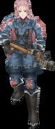 VC3 Juliana - Gallian Army Shocktrooper