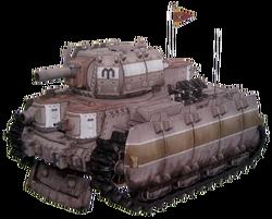 Medium Imperial Tank
