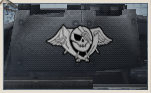 Sky Pirate Flag - Tank Seal