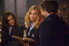 Lissa, Rose and Christian