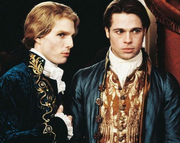 Interview With The Vampire Louis And Lestat Lestat  amp Louie in Interview