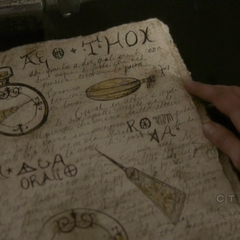Emily's Grimoire page on the compass
