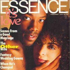 Essence — Feb 1990, United States, Jasmine Guy