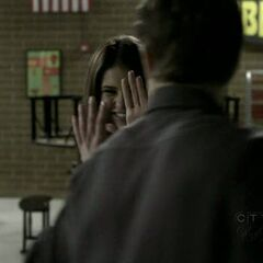 Stefan and Elena dance practice