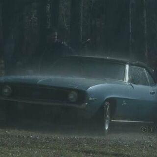 Damon's Camaro