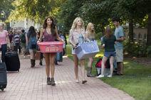 Caroline and Elena