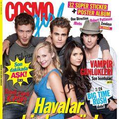 Cosmo Girl — Aug 2013, Turkey