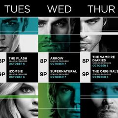 The CW' Fall 2015 premiere dates