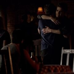 Silas and Damon