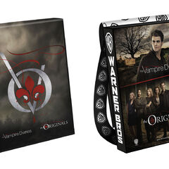 #WBSDCC TVD/TO combo Bag