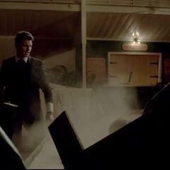 Elijah in combat