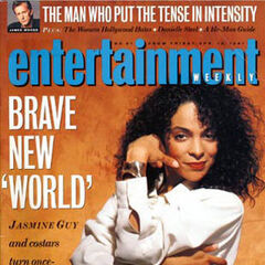 Entertainment Weekly — Apr 12, 1991, United States, Jasmine Guy