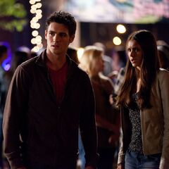Jeremy and Elena