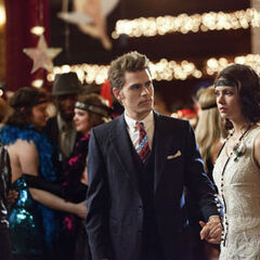 Damon, Stefan and Elena