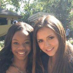 Gabby and Nina