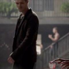 Elijah, Klaus and Sabine