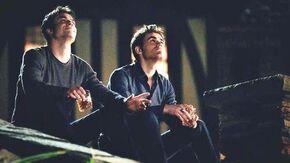 Damon and Stefan 5x11