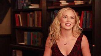 Candice King Talks The Vampire Diaries Season 8