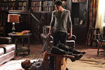 Damon tortures Mason