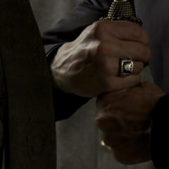 John's ring.