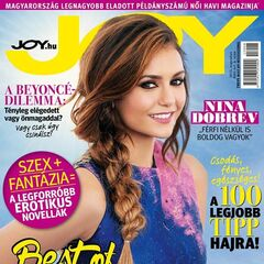 Joy — Aug 2015, Hungary, Nina Dobrev