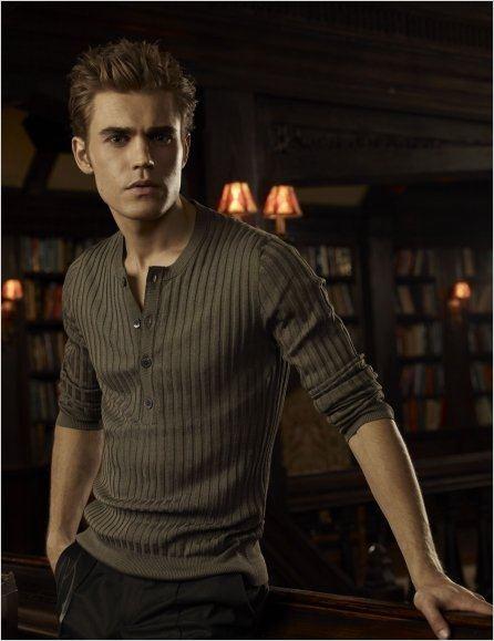 Damon And Stefan Salvatore Season 4 Paul Wesley as Stefan