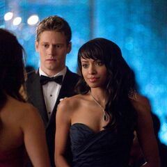 Elena, Matt and Bonnie