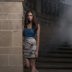 Elena out Greystone Manor