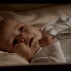 Hope in Klaus' dream.