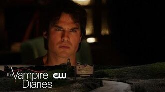 The Vampire Diaries We Have History Together Scene The CW