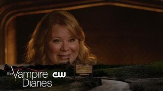 The Vampire Diaries Memories with Julie Plec The CW