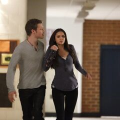 Klaus and Elena