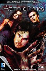 TVD Comic Thirty-Four