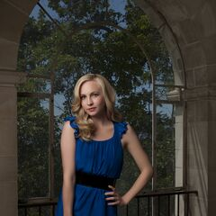 Caroline in Greystone Manor